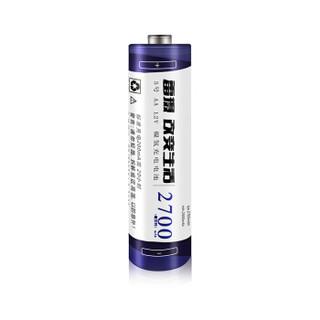 雷摄(LEISE)充电电池5号2700毫安大容量镍氢充电电池(八节)适用:KTV麦克风/玩具/鼠标键盘(无充电器)