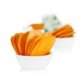 orion 好丽友 薯愿 薯片清新番茄味 104g 桶装