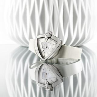 汉米尔顿(HAMILTON)瑞士手表探险系列未来型石英女士腕表H24251391