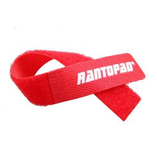 镭拓(Rantopad) T1 多功能电脑理线带 扎带 绑线带 两条装