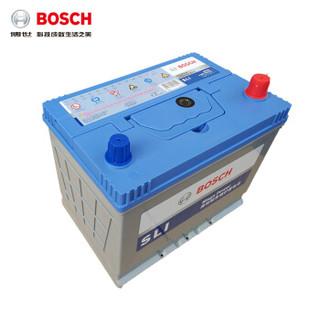 博世(BOSCH)汽车电瓶蓄电池动力神免维护80D26L 12V 马自达6/8睿翼三菱帕杰罗以旧换新上门安装