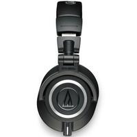 audio-technica 铁三角 ATH-M50X BK 头戴式耳机