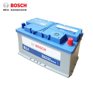 博世(BOSCH)汽车电瓶蓄电池动力神免维护20-72 12V 标致508/608/雪铁龙C5 以旧换新 上门安装