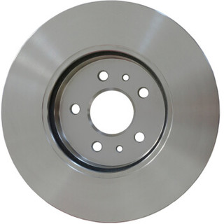 菲罗多(Ferodo)刹车盘前盘  丰田凯美瑞2.0 2.4/丰田RAV4 2.0 2.4 2.5【2只装】 DDF1646C-D