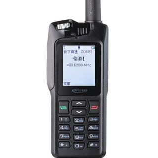 科立讯 V688 数字对讲机 数模兼容 防水防尘