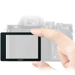 索尼(SONY)PCK-LM16 半硬质屏幕保护面板(适用索尼ILCE-7/7S/7R 微单贴膜/保护膜)