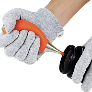 威高10601单反微单相机可触屏手套碳纤维材质防指纹防手汗模型手办清洁养护工具