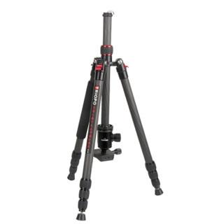 捷宝(TRIOPO)T258G 轻便携单反相机三角架云台套装 佳能尼康微摄影像机