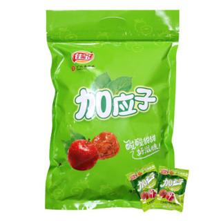 佳宝 果脯蜜饯果干类 话梅李子西梅小零食 广东老字号 加应子500克