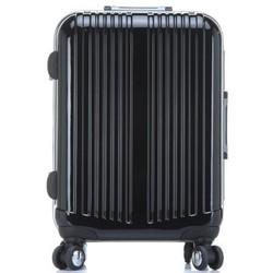 LATIT 全PC铝框旅行行李箱 20寸 万向轮 拉杆箱