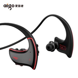爱国者( aigo )MP3-601蓝牙运动耳机 MP3播放器 一体机 16G 黑