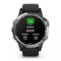 GARMIN 佳明 fenix5 Plus 户外心率表 中文普通版