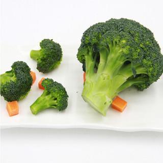 绿鲜知 西兰花 花椰菜 西蓝花 约300g  火锅食材 新鲜蔬菜