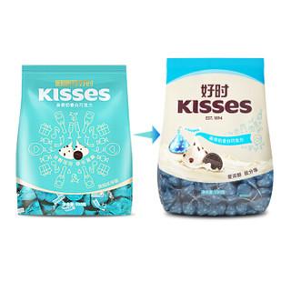 HERSHEY'S 好时 曲奇奶香白巧克力 500g 袋装 (500g、1、 曲奇奶香、袋、1)