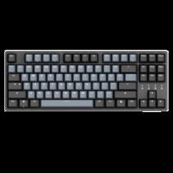 DURGOD 杜伽 TAURUS K320 87键 机械键盘(深空灰、Cherry银轴、PBT)