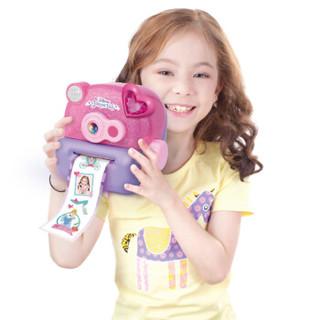 100FUN动手乐园 儿童贴纸机配件贴纸补充装DIY创意制作女孩新年礼物 FU-0510