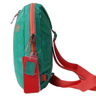 探路者(TOREAD) 户外男女通用轻便休闲包 斜挎包 单肩包 ZEBF80413 筱绿