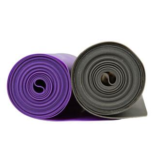 奥义瑜伽弹力带 运动伸展带拉力带 力量训练阻力带拉力绳 紫色加长款