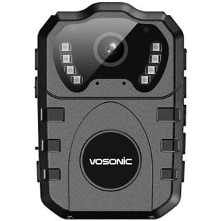 群华(VOSONIC)D2执法记录仪1080P高清夜视微型携带 内置16G