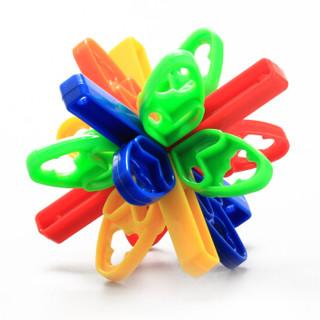 点盛老牌魔方 孔明锁鲁班锁拼装解锁玩具游戏礼盒套装 益智玩具儿童玩具 男孩玩具礼物