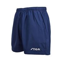 STIGA 斯帝卡 斯帝卡STIGA斯蒂卡 乒乓球运动短裤男女 乒乓球衣球裤  G100107  藏青   XL