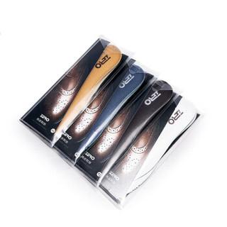 零度(ZERO)透气鞋垫 男式休闲鞋搭配鞋垫 颜色码数随机发 浅棕 44