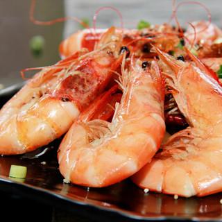 禧美 厄瓜多尔白虾(ASC认证)1.8kg/盒 75-90只 火锅 大虾 原装进口 烧烤