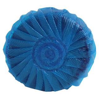 粉兰之家 蓝泡泡洁厕宝50g*10粒 厕所马桶清洁剂 除臭去味洁厕块
