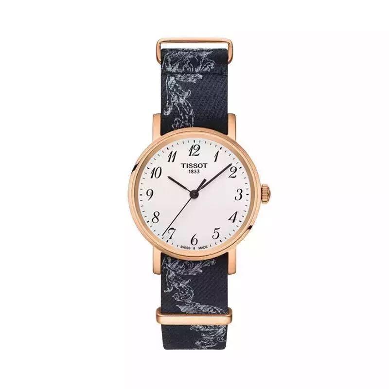 TISSOT 天梭 魅时系列 T109.210.38.032.00 女款时装腕表