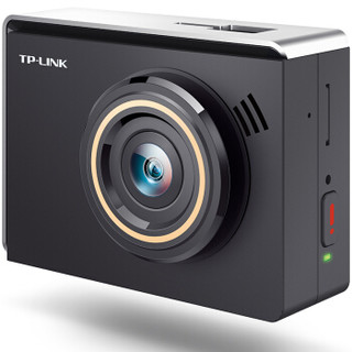 TP-LINK TL-CD310 1296P WIFI行车记录仪 安霸A12 超高清夜视 迷你160度广角