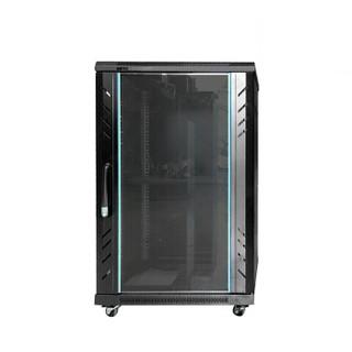 图腾(TOTEN)G2.6827  网络小机柜 27U加厚机柜 交换机机柜 UPS电源 19英寸标准机柜
