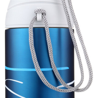 WAYA 华亚 HD7-350 304不锈钢保温杯 350ml 蓝色