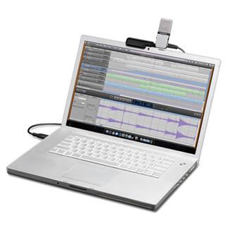 SAMSON(山逊)GO MIC Clip USB夹式录音电容麦克风会议直播游戏手机电脑麦 银色
