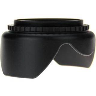 天气不错 52mm螺口遮光罩 适合尼康D3300/5300 18-55mm VRII/佳能M3M2奥林巴斯富士适马等微单单反相机镜头