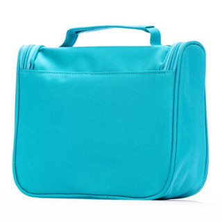 蓝橙LYCEEM旅行经典洗漱包收纳包 天空蓝 便携防泼水