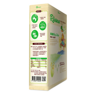 禾泱泱 米饼 蔬菜味 32g