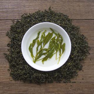 目海(Muhai)新茶 茶叶 毛尖绿茶雨前春茶高山云雾毛尖嫩芽袋装50g