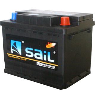 风帆(Sail)汽车电瓶蓄电池55D23L 12V 现代伊兰特悦动朗动名驭ix35/ix25名图起亚智跑赛拉图以旧换新上门安装