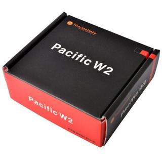 Tt(Thermaltake)Pacific W2 CPU水冷头 (全平台/防腐设计/0.25mm微流道机构/纯铜/可变色LED灯)