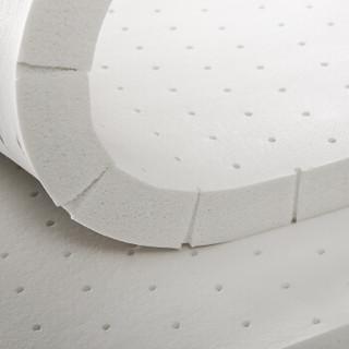 喜临门(SLEEMON)卷包纯乳胶床垫 单双人席梦思床垫 孕妇婴儿床垫 保健透气床垫 西雅图 1500*1900