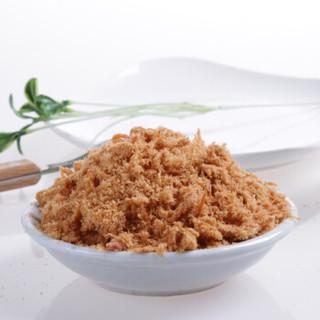 鹭珍 佐餐休闲零食 台湾风味肉松(肉粉松)185g/罐