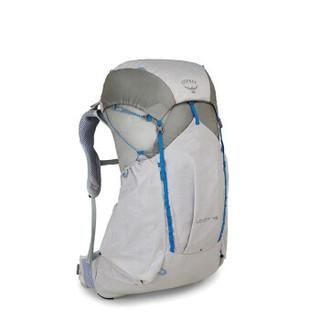 OSPREY 户外轻质男女款背包登山徒步包 银白色 M码