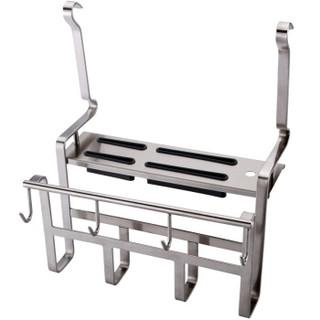 莱尔诗丹(Larsd)CF716A厨房置物架壁挂砧板架不锈钢挂架收纳架刀板架菜板架厨房挂件
