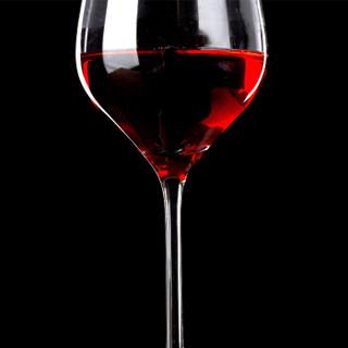 洛娜(RONA)红酒杯高脚杯欧洲进口酒具470ml*2