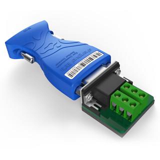 胜为(shengwei)DCP-2125C RS232转RS485/RS422双向通信协议转换器 全双工无源 RS232转485/422转换器