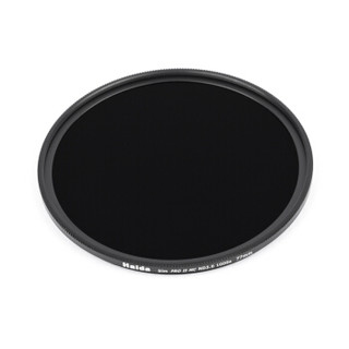 海大(Haida)HD2019 PROII 级超薄多层镀膜滤镜减光镜ND3.0 (1000x) 海大滤镜  67mm