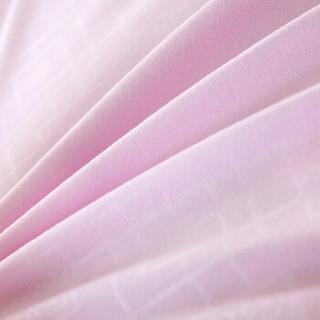 南极人 Nanjiren 加厚亲肤柔软保暖冬被单人双人被子被芯棉被 粉色 200*230cm 6斤