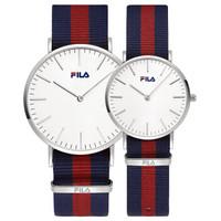 斐乐(FILA)情侣手表时尚简约户外防水石英表FLM/FLL38-778