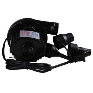 沃特曼Whotman 电动充气泵家用220V电源使用(适用各品牌充气床、气垫床、游泳圈、充气水池、玩具等)WB1119