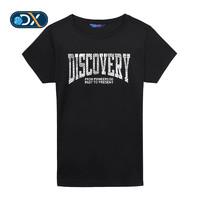 Discovery户外春夏新品男式短袖T恤棉感透气DAJG81102